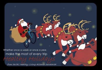 Wishing you a Happy, Healthy Holiday Season