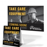Take Care of Your Equipment